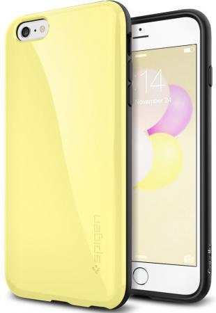 Чехол (клип-кейс) SGP Capella Case для iPhone 6 Plus желтый SGP11086 цена