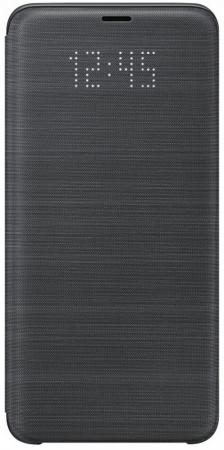 Чехол-книжка Samsung NG965PB Led View для Galaxy S9+ черный