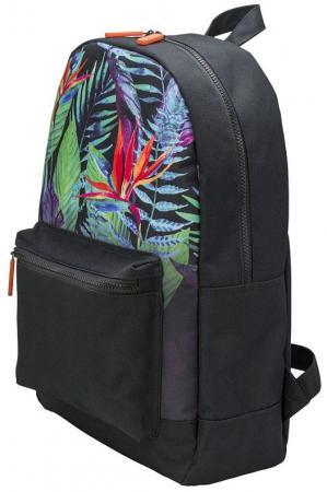 Рюкзак action цветные листья, городской, размер