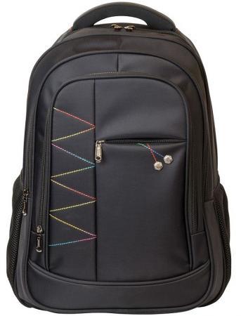 Рюкзак ACTION городской,  отделением для ноутбука, размер 46х30х15см, черный, унисекс