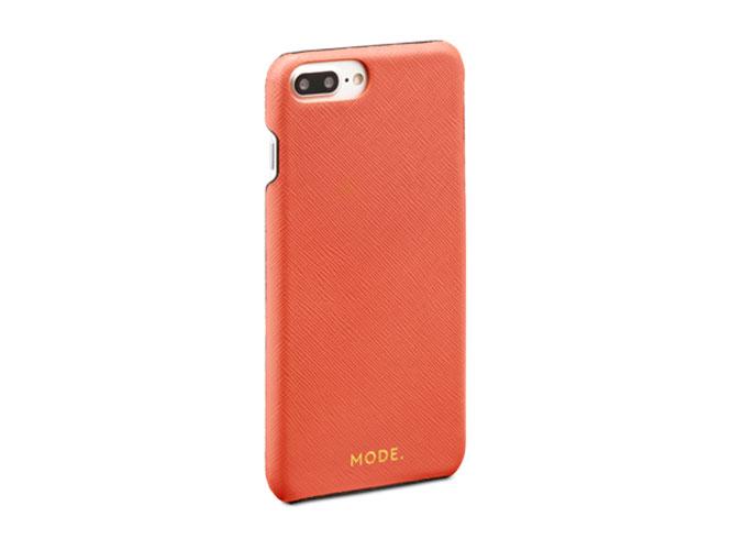 Чехол-накладка dbramante1928 London для iPhone Plus 8/7/6s/6. LO8PRURO5097 Материал натуральная кожа/пластик чехол для ноутбука 12 dbramante1928 skagen натуральная кожа коричневый sk12gt000790
