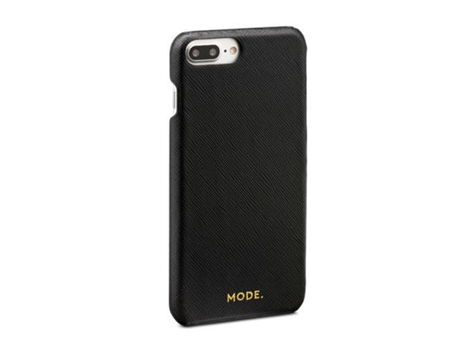 Чехол-накладка для iPhone Plus 8/7/6s/6 LO8PNIBL5095 dbramante1928 London Black клип-кейс, пластик, кожа чехол накладка для iphone 7 plus slim iq format white клип кейс пластик