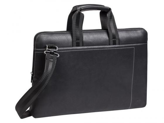 Сумка для ноутбука 15 Riva 8930 полиэстер черный
