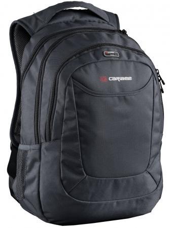 Рюкзак с отделением для ноутбука CARIBEE College 30 30 л черный 64152 рюкзак caribee pulse 65 л черный 6612