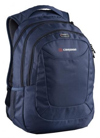 Рюкзак с отделением для ноутбука Caribee College 30 30 л синий 64151 цена