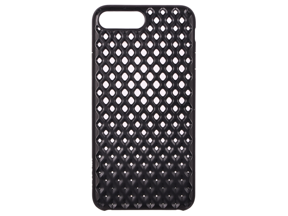 Чехол-накладка для iPhone 7 Plus iPhone 8 Plus Incase Lite Case INPH180373-BLK Black клип-кейс, поликарбонат