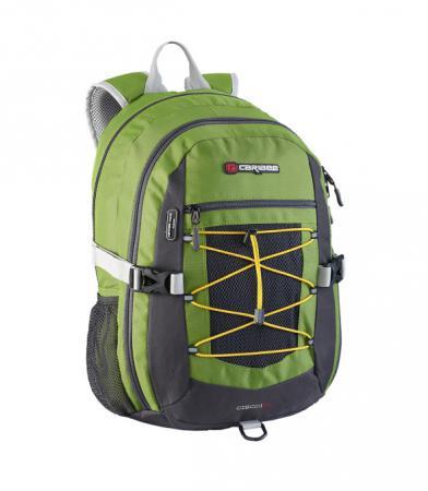 Рюкзак с анатомической спинкой CARIBEE Cisco 30 л зеленый 64262 рюкзак с анатомической спинкой caribee x trek 28 28 л синий желтый 63821