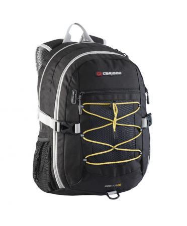 Рюкзак с анатомической спинкой Caribee Cisco 30 л черный 64261 рюкзак caribee pulse 65 л черный 6612