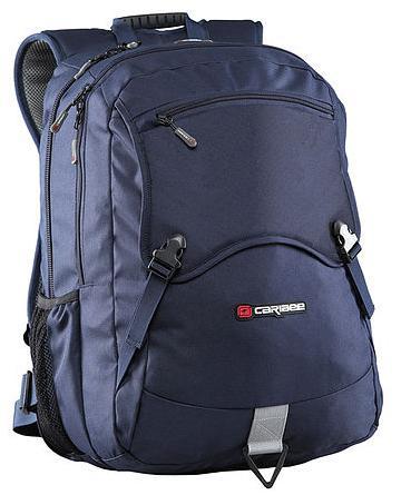 Рюкзак с анатомической спинкой Caribee Yukon 32 л синий 63731 рюкзак с анатомической спинкой caribee x trek 28 28 л синий желтый 63821