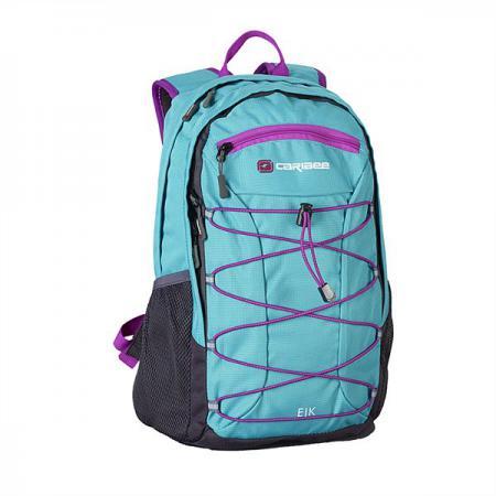 Рюкзак с анатомической спинкой Caribee Elk 16 л мятный 62302 рюкзак с анатомической спинкой caribee x trek 28 28 л синий желтый 63821