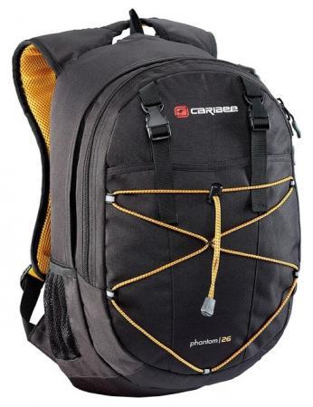 Рюкзак с анатомической спинкой Caribee Phantom 26 л черный 6102 рюкзак dji hardshell backpack для phantom 3