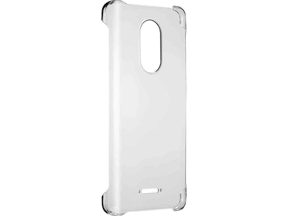 купить Чехол (клип-кейс) Alcatel для Alcatel 3C TS5026 прозрачный (TS5026-3RALEU1) недорого