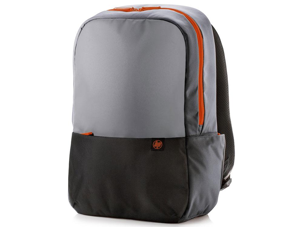 купить Рюкзак HP 15.6 Duotone Gold Backpack (4QF96AA) по цене 2460 рублей