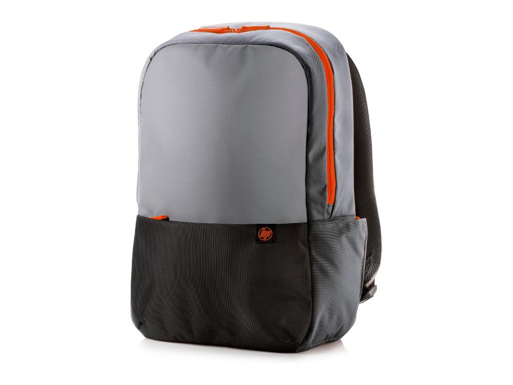 купить Рюкзак HP 15.6 Duotone Slvr Backpack (4QF97AA) по цене 2460 рублей