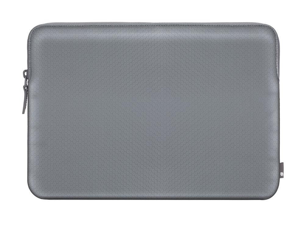 Чехол Incase Slim Sleeve in Honeycomb Ripstop для MacBook 12. Материал полиэстер. Цвет серый космос