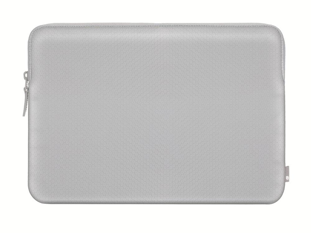 Чехол Incase Slim Sleeve in Honeycomb Ripstop для MacBook 12. Материал полиэстер. Цвет серебряный.