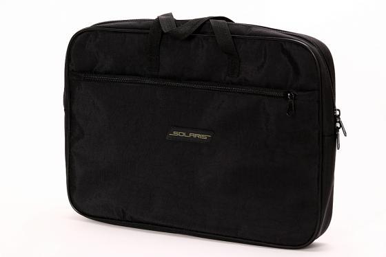 Чехол для ноутбука SOLARIS 5604 15 дюймов, Чёрный цена и фото
