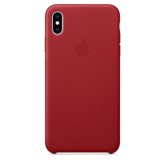 iPhone XS Max Leather Case - (PRODUCT)RED MRWQ2ZM/A new luxury tpu leather back case cover for iphone 6 plus red