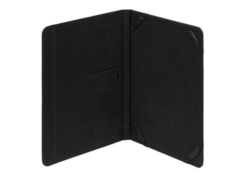 Чехол-книжка универсальный 10.1 RIVACASE 3217 Black флип, полиуретан