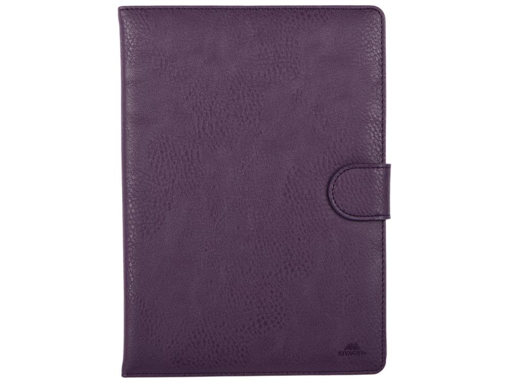 Чехол-книжка универсальный 10.1 RIVACASE 3017 Violet флип, полиуретан