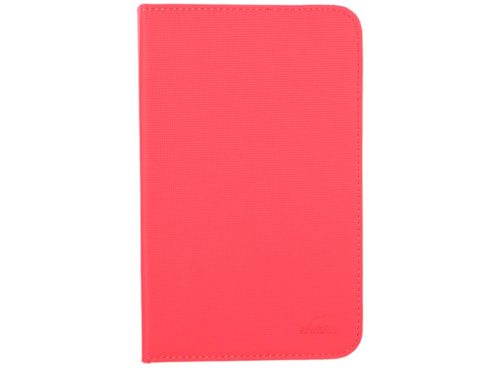 Чехол-книжка универсальный 7 RIVACASE 3212 Red флип, полиуретан чехол книжка red line book type для xiaomi redmi 5 black