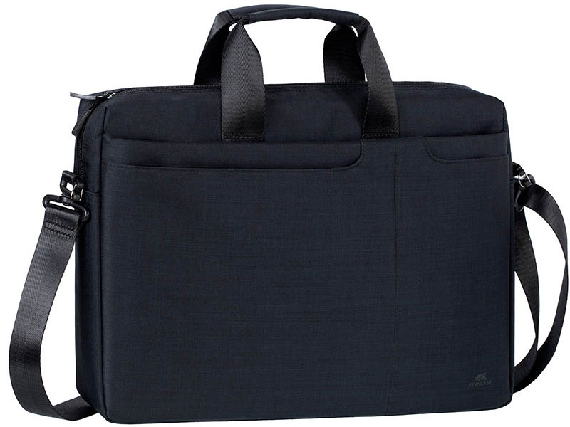 Сумка для ноутбука 15.6 RivaCase 8335 black аксессуар сумка 15 6 rivacase 8730 grey