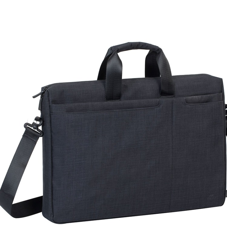 Сумка для ноутбука 17.3 RivaCase 8355 black аксессуар сумка 15 6 rivacase 8730 grey