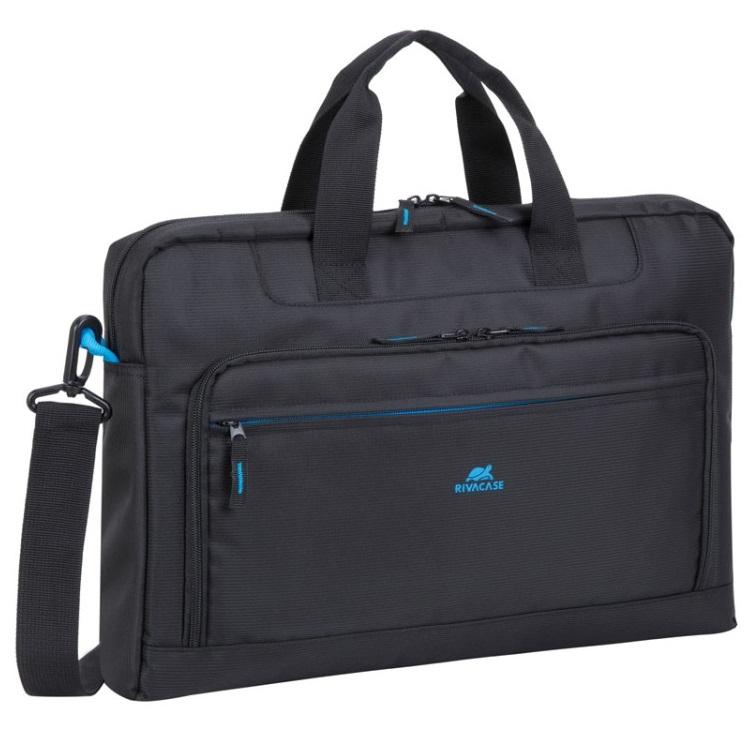 Сумка для ноутбука 17.3 RivaCase 8059 black аксессуар сумка 15 6 rivacase 8730 grey