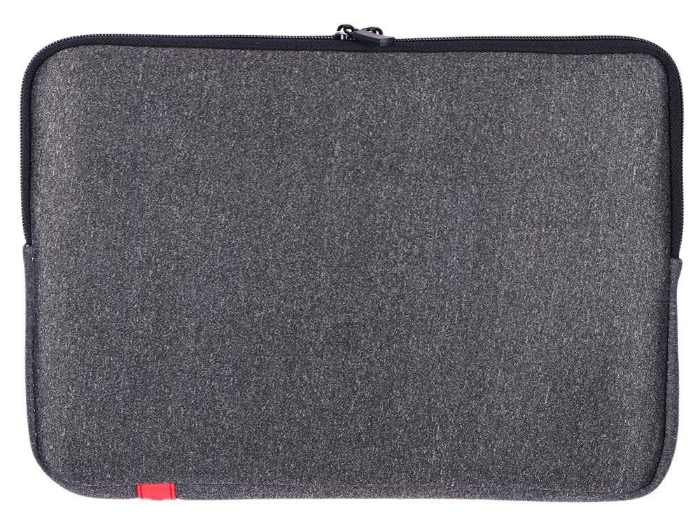 Чехол для ноутбука 13.3 RivaCase 5123 dark grey сумка для ноутбука inter step сириус grey