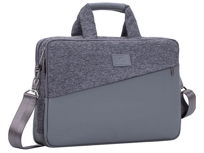 Сумка для ноутбука 15.6 RivaCase 7930 grey аксессуар сумка 13 3 rivacase 8720 grey