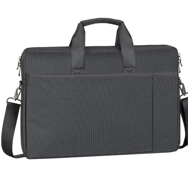 Сумка для ноутбука 17.3 RivaCase 8257 black аксессуар сумка 15 6 rivacase 8730 grey
