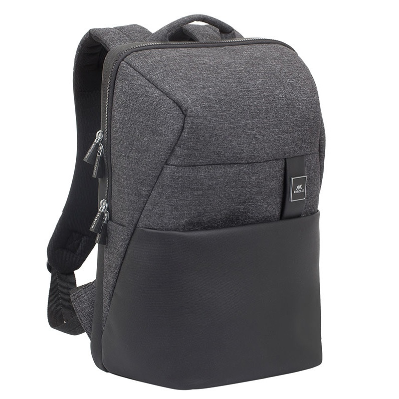 Рюкзак для ноутбука 15.6 RIVACASE 8861 black m?lange