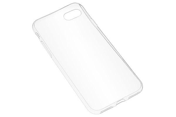 Чехол пластиковый BoraSCO 0,5 мм для Apple iPhone 7/8 (прозрачный) 0 7 мм ультра тонкий тонкий алюминиевый металлический бампер рамка чехол для iphone 5 5с