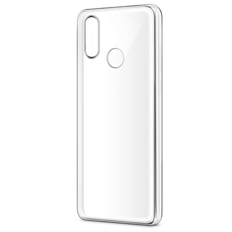 Чехол-накладка для Huawei P20 Lite BoraSCO клип-кейс, силикон клип кейс huawei silicon case для p20 pro синий