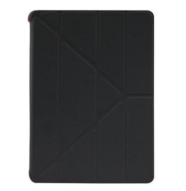 Чехол-книжка BoraSCO для Apple iPad Air 2 (Черный) bluetooth wireless 64 key keyboard w stand for ipad air air 2 ipad 1 2 silver