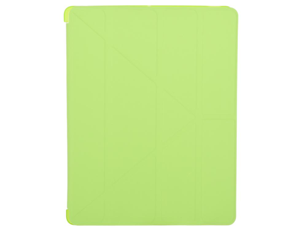 Чехол для iPad 2/3/4 BoraSCO Green Пластик