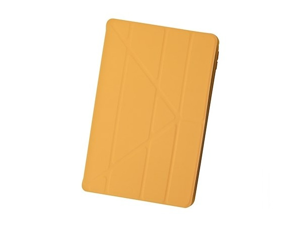 Чехол-книжка для iPad Air 2 BoraSCO Orange флип, кожзаменитель, пластик bluetooth wireless 64 key keyboard w stand for ipad air air 2 ipad 1 2 silver
