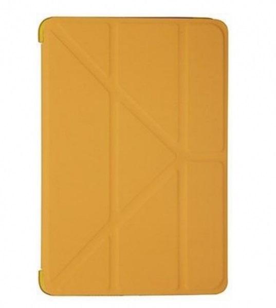 Чехол-книжка для iPad mini 4 BoraSCO Orange флип, искусственная кожа mini artificial flowers orange