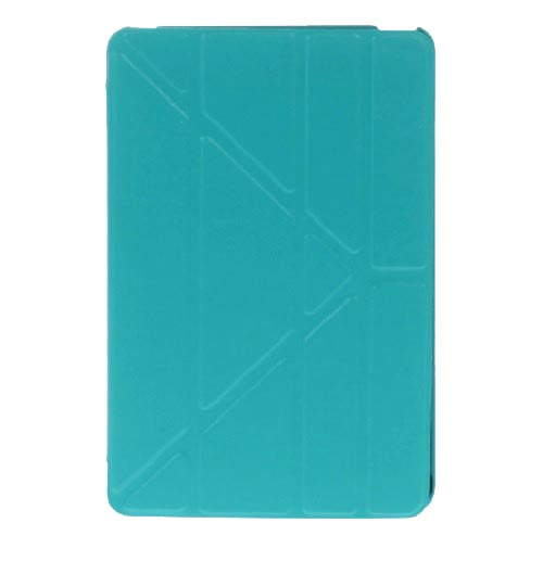 Чехол BoraSCO для iPad mini Retina 1/2/3 (Тиффани) miti 2 015 новый эйфелева башня древний цветные печати флип стенд кожаный чехол для ipad mini 1 2 3 retina случае бесплатная доставка
