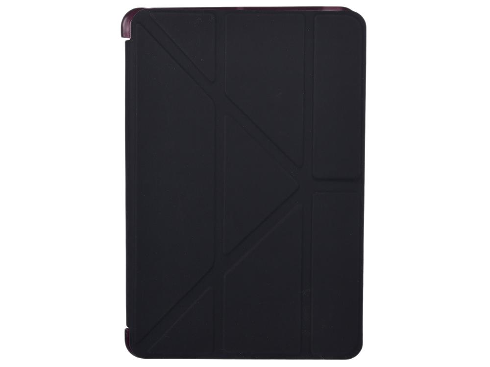 Чехол-книжка для iPad mini Retina 1/2/3 BoraSCO Black флип, пластик аксессуар bestfilament petg пластик 1 75mm 1кг black