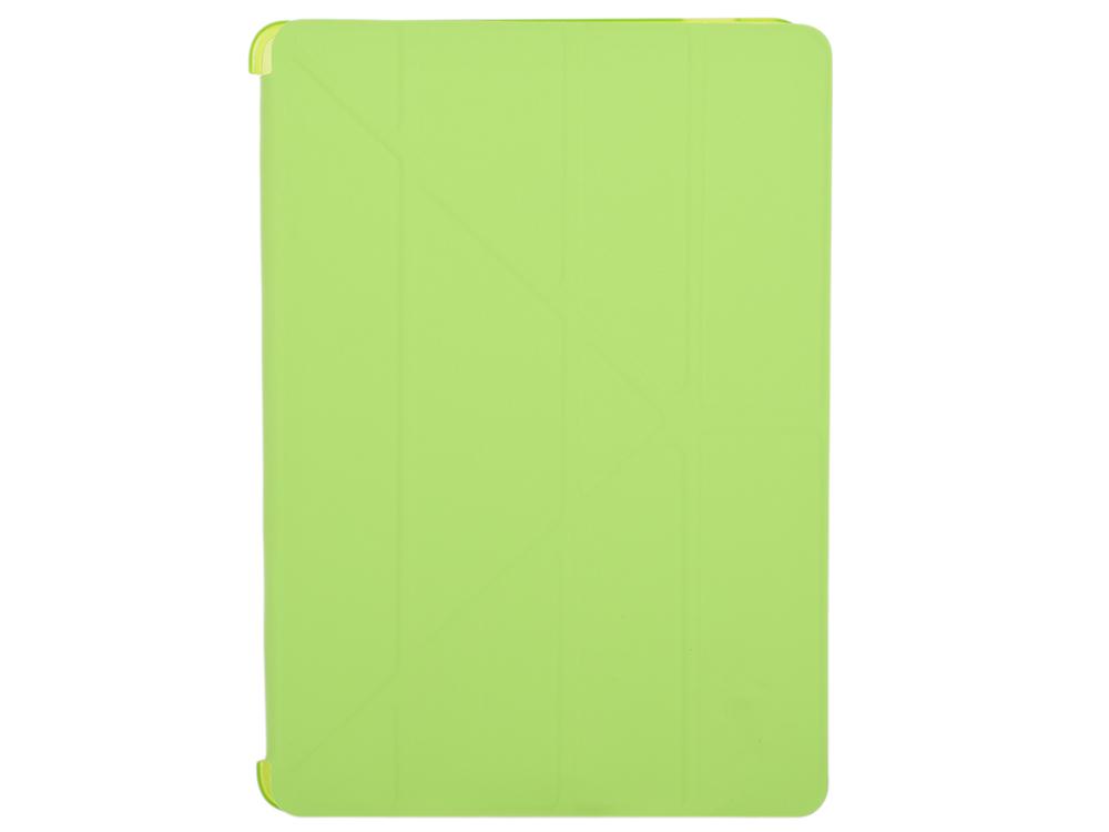 Чехол-книжка для iPad Pro 9,7 BoraSCO Green флип, пластик чехол just mobile tenc для ipad pro 12 9