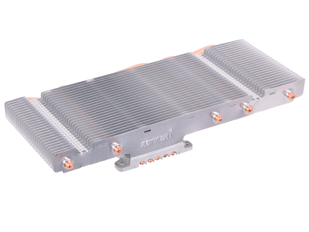 Кулер для процессора Ice Hammer IH-850B (VGA cooler, Cu-AL, тепловые трубки, 3 fan 80mm)
