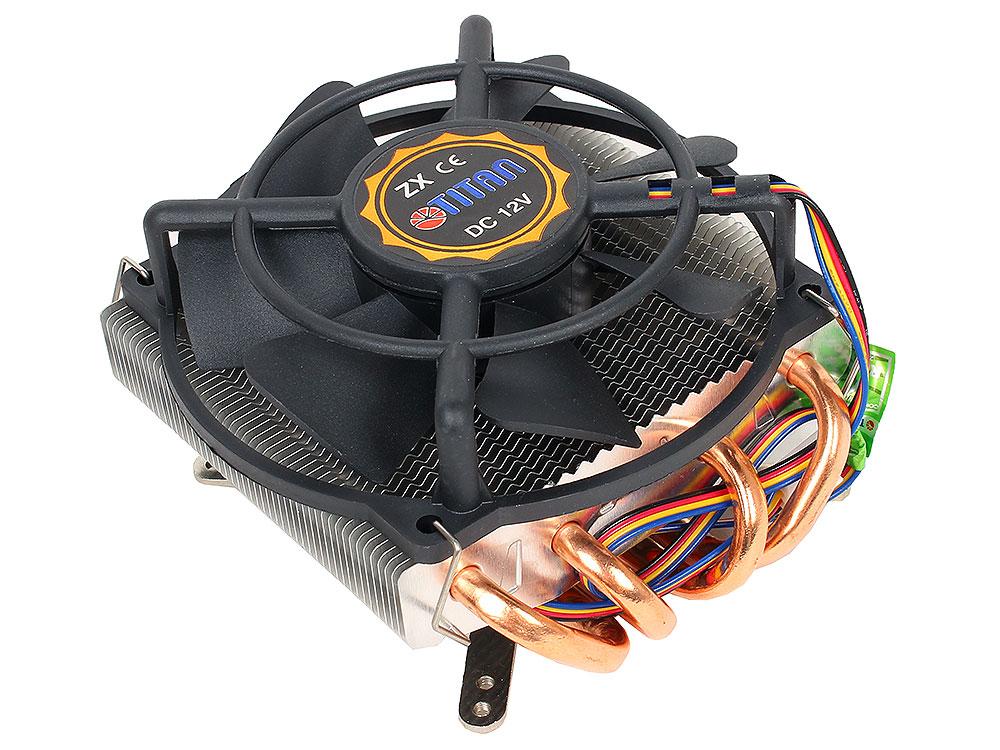 Кулер для процессора TITAN TTC-NK95TZ/NPW (RB) (775/1156/1366/AM2+/AM2/AM3/940/939/754/K8)