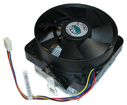 Кулер для процессора Cooler Master for AMD CK9-9HDSA-PL-GP (AM3/AM2+/AM2, потребляемая мощность 6.48 Вт, 4 пин, с медью, PWM, TDP 125 Вт, 90х90х25 мм, 800-4200 об/ми кулер cooler master cp6 9hdsa 0l gp tdp 95 105w lga 1150 1155 1156