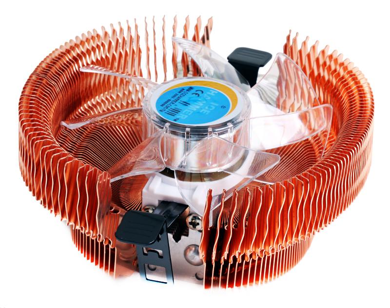 цена на Кулер Ice Hammer IH-3776WV-B