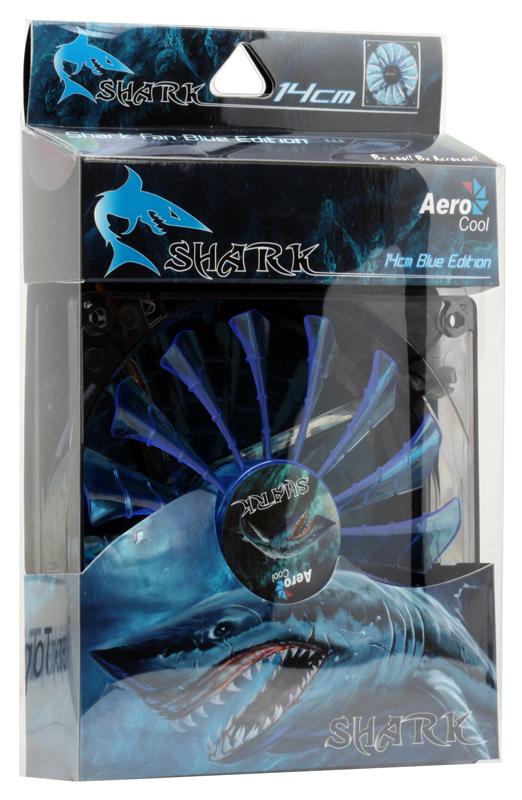 Shark 14cm Blue Edition