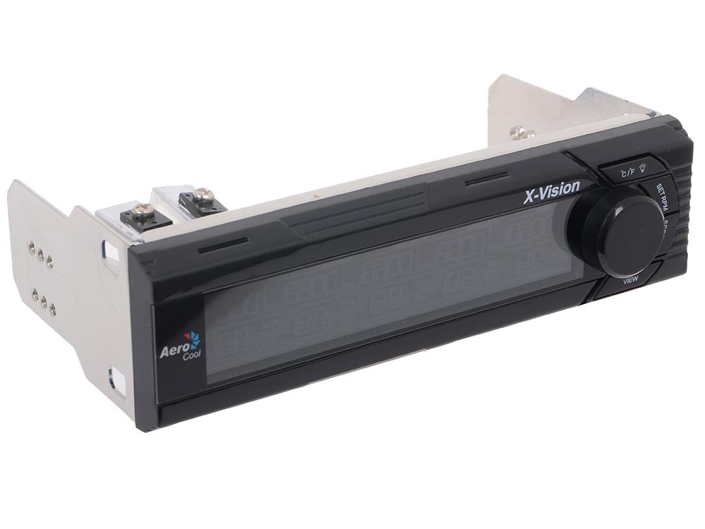 """Контроллер вентиляторов Aerocool X-VISION, 5.25"""""""