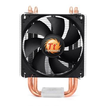 Кулер Thermaltake Contac 21 CLP0600 (1366/1155/1156/775/FM1/AM3+/AM3/AM2+/AM2) fan 9 cm, 1000-2400 RPM