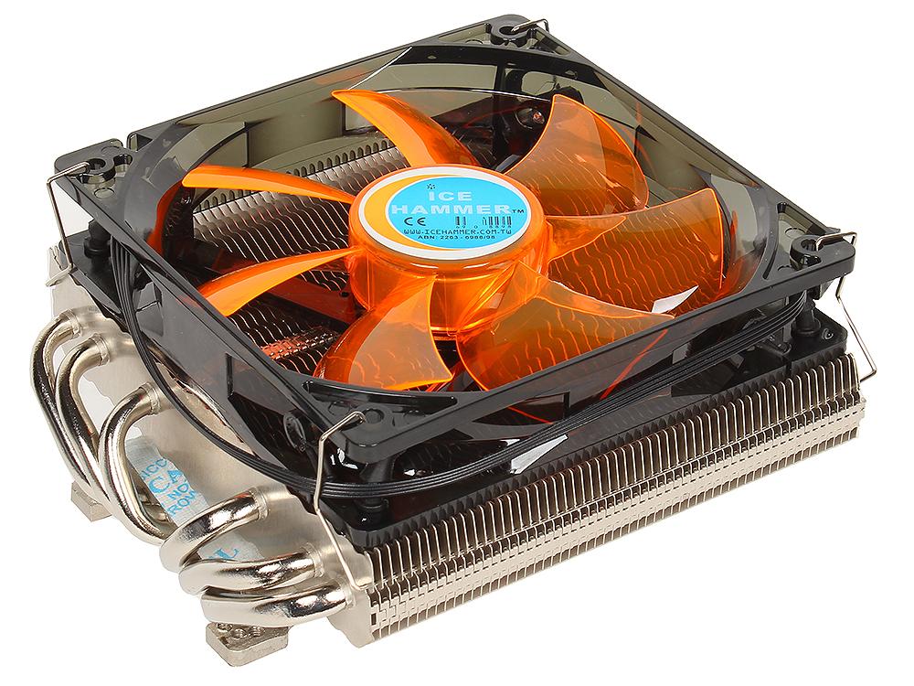 Кулер Ice Hammer IH-900B (VGA cooler, т/трубки 6 x 6 mm, 120mm fan)