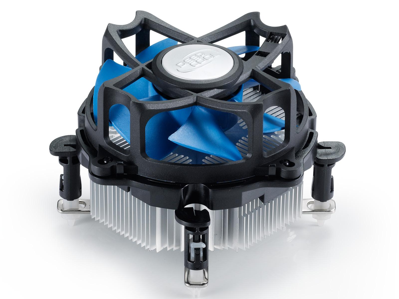 Кулер для процессора Deep Cool ALTA 7 s1156/LGA1155/LGA775 золушка 2018 10 14t16 00